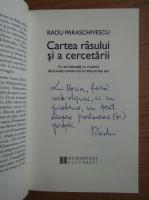 Radu Paraschivescu - Cartea rasului si a cercetarii (cu autograful autorului)