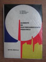 Anticariat: Radu Priscu - Eemente de electrocardiologie pediatrica