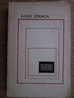 Anticariat: Radu Stanca - Teatru