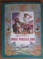 Radu Tudoran - Toate panzele sus (format mare, ilustrata)