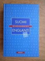 Raija Hurme - Suomi-englanti. Opiskelusanakirja