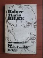 Anticariat: Rainer Maria Rilke - Insemnarile lui Malte Laurids Brigge