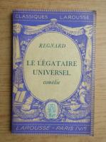 Anticariat: Regnard - Le legataire universel (1941)