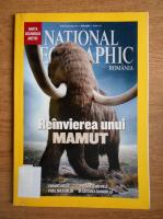 Reinvierea unui mamut (revista National Geographic, mai 2009)