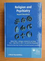 Anticariat: Religion and Psychiatry