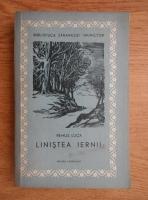 Remus Luca - Linistea iernii