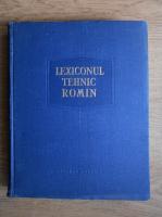 Anticariat: Remus Radulet - Lexiconul tehnic roman (volumul 1, A-Ap)