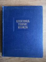 Anticariat: Remus Radulet - Lexiconul tehnic roman (volumul 15, Rh-Sir)