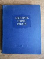 Anticariat: Remus Radulet - Lexiconul tehnic roman (volumul 3, Bl-Cau)