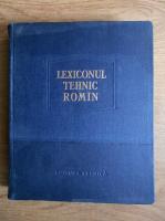 Anticariat: Remus Radulet - Lexiconul tehnic roman (volumul 7, E-Fir)