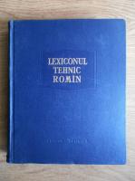 Anticariat: Remus Radulet - Lexiconul tehnic roman (volumul 8, Fis-Gz)