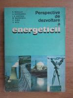 Anticariat: Remus Radulet - Perspective de dezvoltare a energeticii