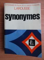 Rene Bailly - Dictionnaire des synonymes de la langue francaise