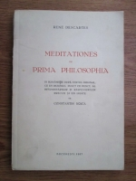 Rene Descartes - Meditationes de prima philosophia