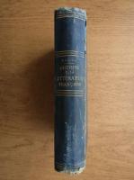 Rene Doumic - Histoire de la litterature francaise (1910)