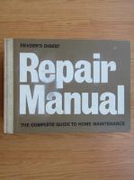 Anticariat: Repair manual