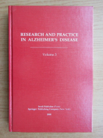 Anticariat: Research and practice in alzheimer's disease, volumul 3