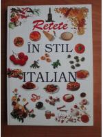 Anticariat: Retete in stil italian