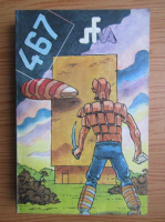 Anticariat: Revista 467. Colectie de proza scurta SF, nr. 2, 1991