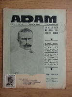 Anticariat: Revista Adam, fondator I. Ludo, anul X, nr. 114, 15 ianuarie 1938