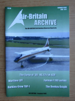 Revista Air-Britain aviation world, iunie, 2011