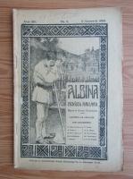 Anticariat: Revista Albina, anul XIII, nr. 6, noiembrie 1909