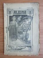 Anticariat: Revista Albina, anul XV, nr. 6, noiembrie 1911