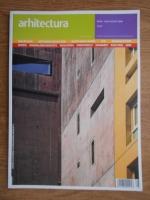 Revista Arhitectura, nr. 66, iulie-august 2008