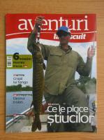 Revista Aventuri la pescuit, anul V, nr. 74, 2008