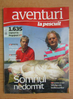 Revista Aventuri la pescuit, anul V, nr. 75, 2008