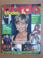 Revista Burda, noiembrie 1997