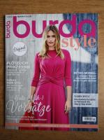 Revista Burda, nr. 1, 2018 (cu tipare)