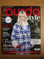 Revista Burda, nr. 12, 2017 (cu tipare)