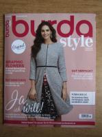 Revista Burda, nr. 3, 2018 (cu tipare)