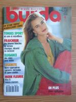 Revista Burda, nr. 4, aprilie 1991