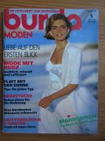 Revista Burda, nr. 5, mai 1992