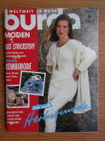 Revista Burda, nr. 8, august 1993