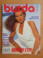 Revista Burta. nr. 5, mai 1991