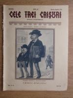 Anticariat: Revista Cele trei Crisuri, anul XI, nr. 3-4, martie-aprilie 1930