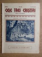 Anticariat: Revista Cele trei Crisuri, anul XIII, nr. 1-2, ianuarie-februarie 1932