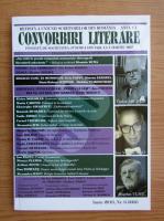 Anticariat: Revista Convorbiri Literare, nr. 6 (246), iunie 2016