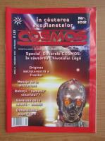 Anticariat: Revista Cosmos, anul X, nr. 102, ianuarie 2016