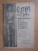 Revista Cumpana, anul I, nr. 15, 1910
