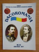 Anticariat: Revista Dacoromania, nr. 83, 2017