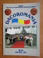 Anticariat: Revista Dacoromania, nr. 86, 2017
