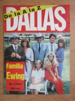 Revista Dallas, Familia Ewing, nr. 1, 1993