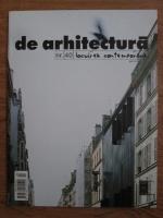 Revista de arhitectura, nr. 40, Locuirea contemporana