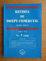 Anticariat: Revista de drept comercial, anul XVI, nr. 9, 2006