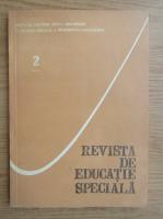 Anticariat: Revista de educatie speciala, nr. 2, 1992