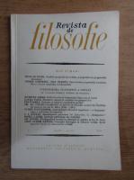 Anticariat: Revista de filozofie, nr. 2, 1988
